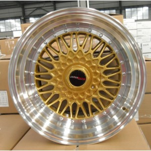REPLICA BBS RS 8 5 Y 10X17