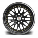 Stuttgart ST5 all black 15""