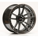 XXR 969 black chrome 18""